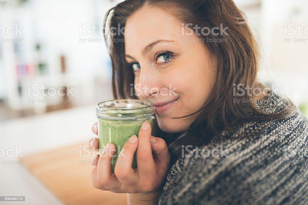 Want a taste? stock photo