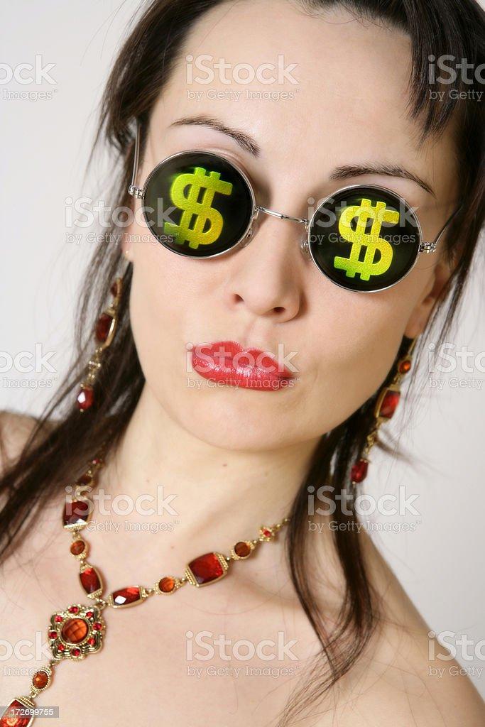 I want money!!! royalty-free stock photo