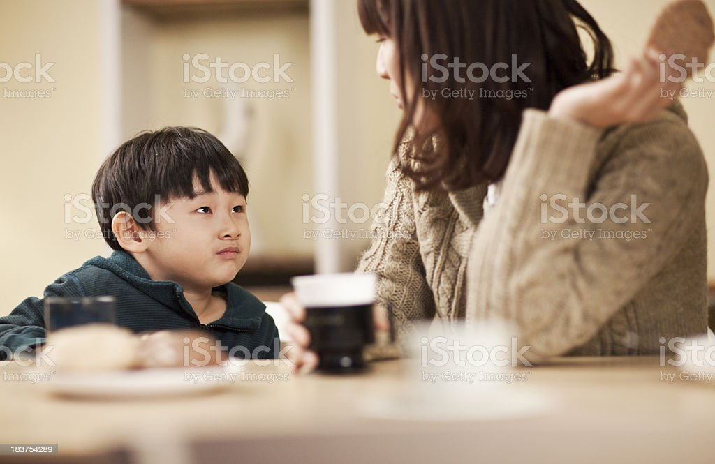 I want that cookie please.. royalty-free stock photo