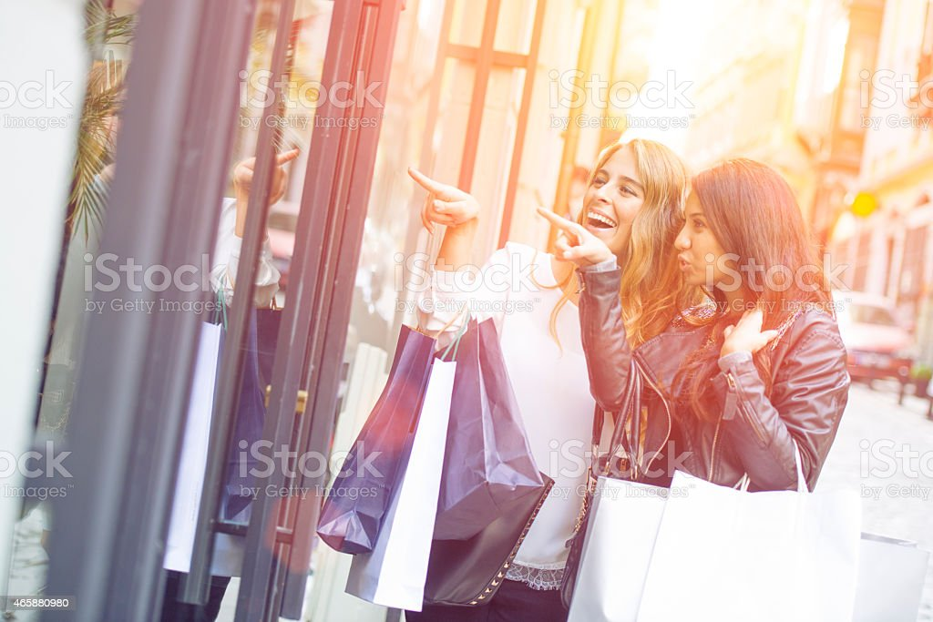 I Want That for my Birthday! stock photo