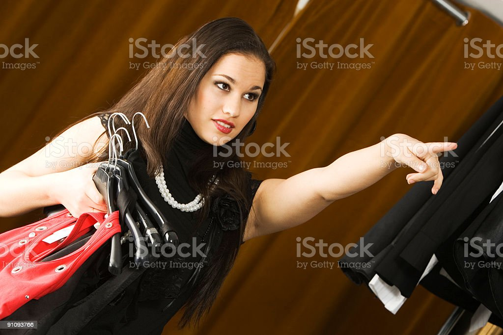 I want that one royalty-free stock photo