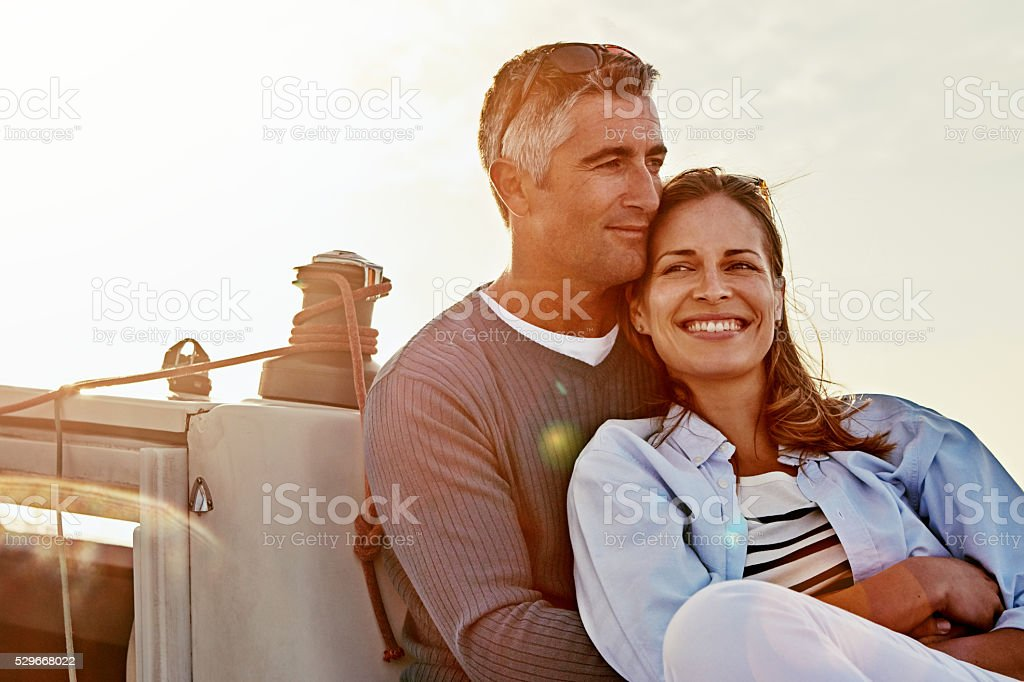 I want this moment to last forever stock photo