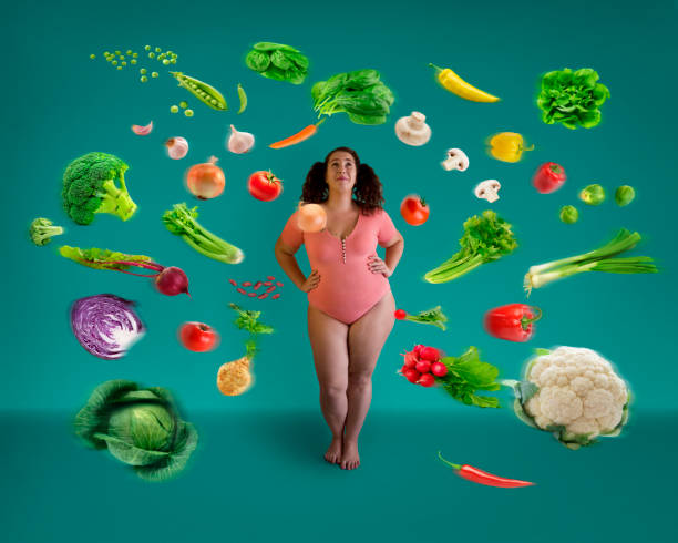 i want to eat a hamburger - funny fat lady stock photos and pictures