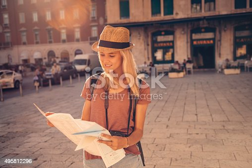 istock I want to follow the map to it's edges 495812296