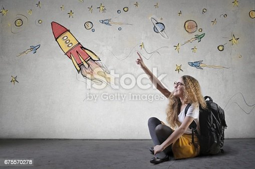 istock I want to reach the stars 675570278
