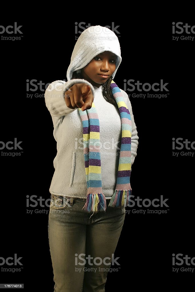 I Want You!! royalty-free stock photo