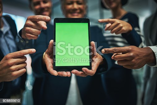 istock Want your business to stand out? Move it online! 928855610