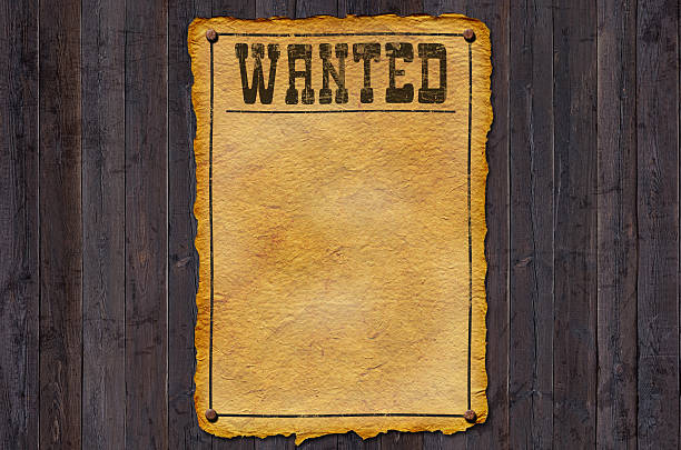 Royalty Free Wanted Poster Pictures, Images and Stock Photos - iStock