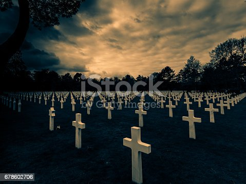 istock War American Cemetery 678602706
