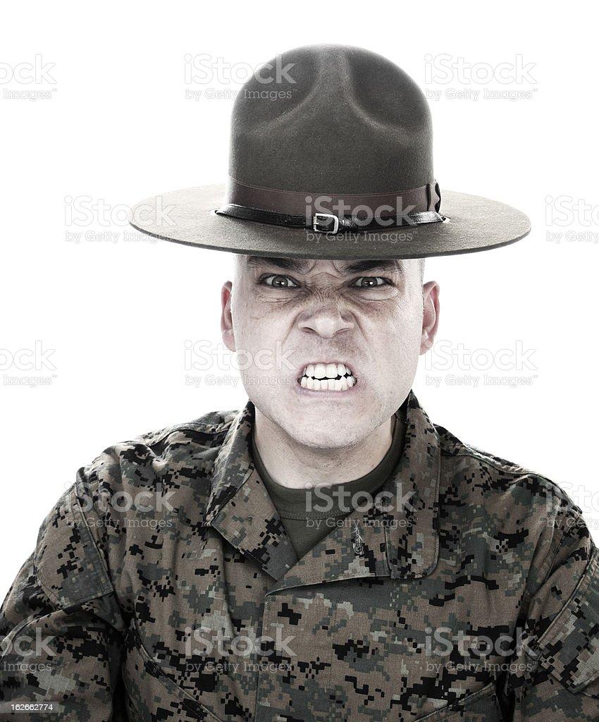 War Face stock photo