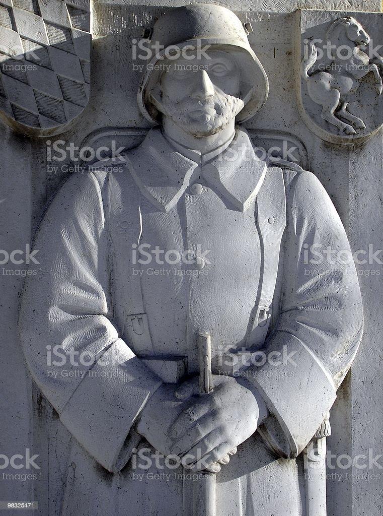 war grave royalty-free stock photo
