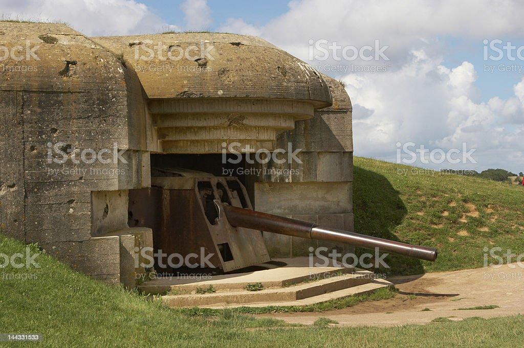 War guns royalty-free stock photo