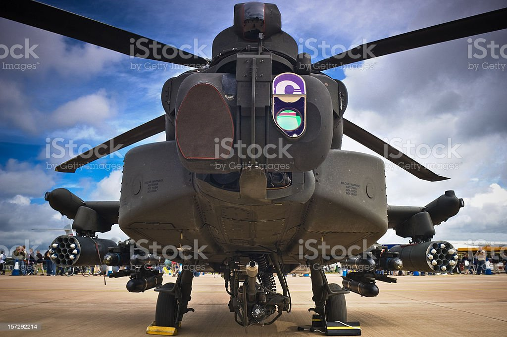 War machine stock photo