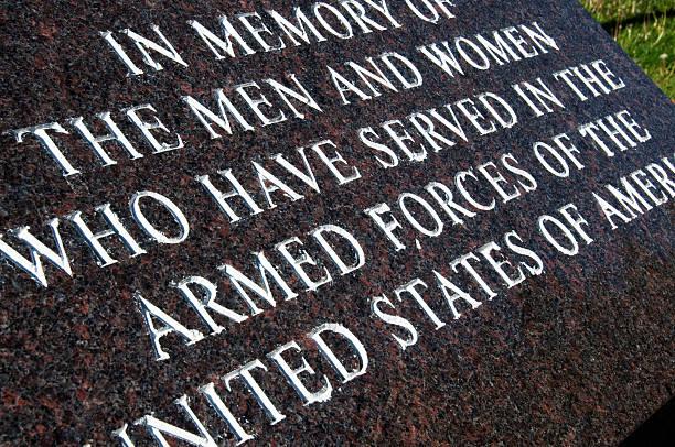мемориал войны - veterans day стоковые фото и изображения