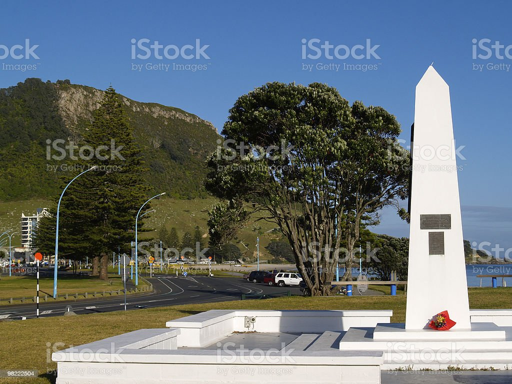 War Memorial. royalty-free stock photo