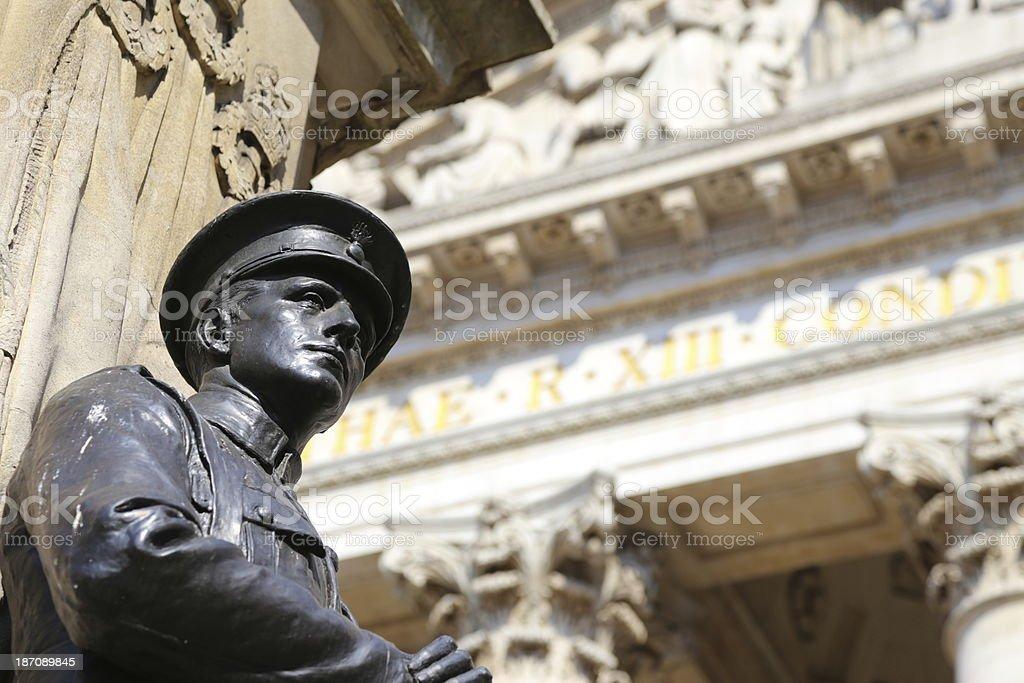 War Memorial statue – Foto
