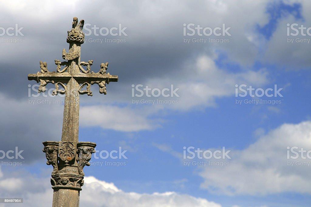 Memoriale di guerra, Westerham foto stock royalty-free