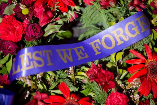 War Memorial Wreath