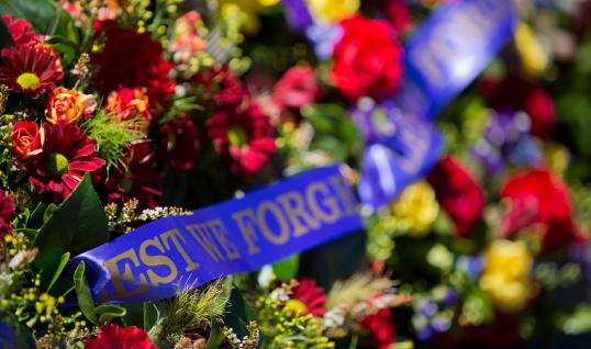War Memorial Wreaths