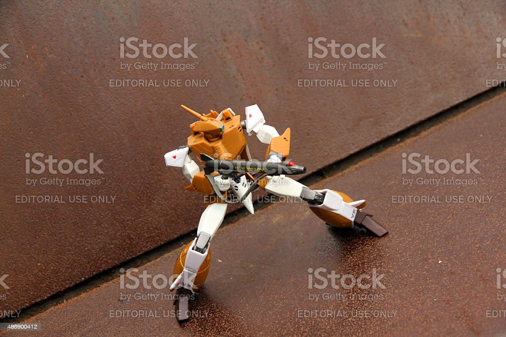 War of the Future stock photo