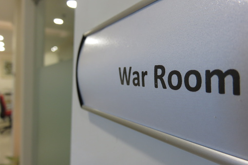 War Room Stock Photo - Download Image Now