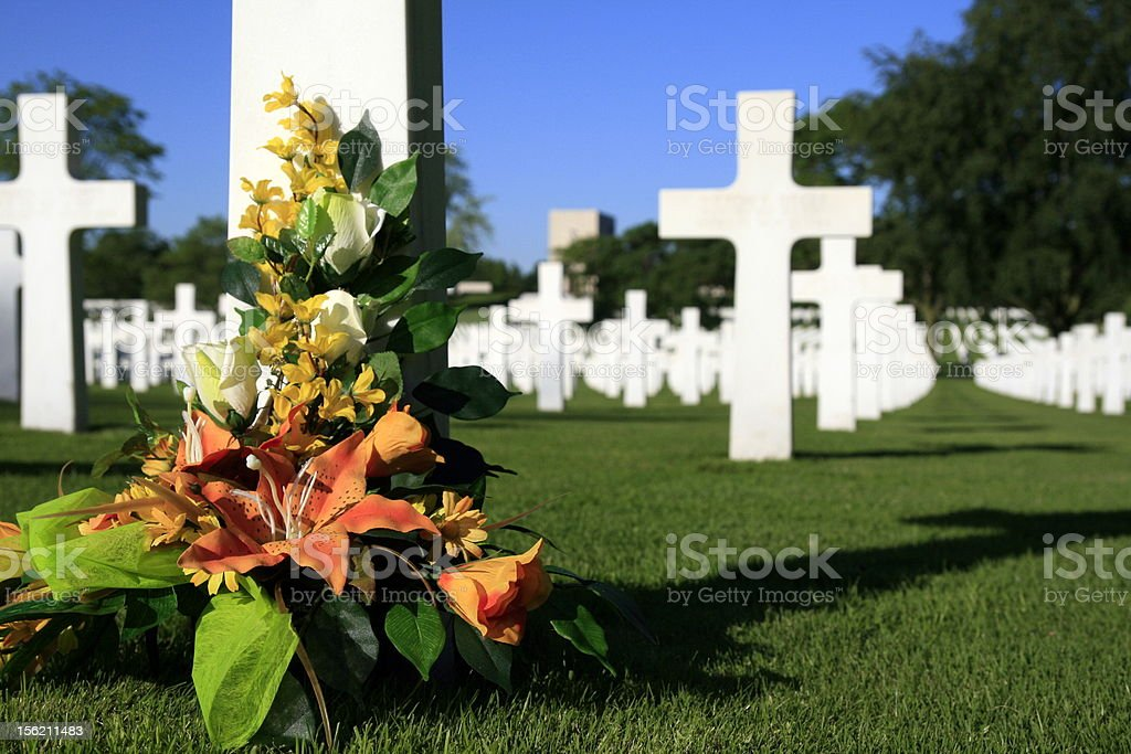 War Veteran royalty-free stock photo