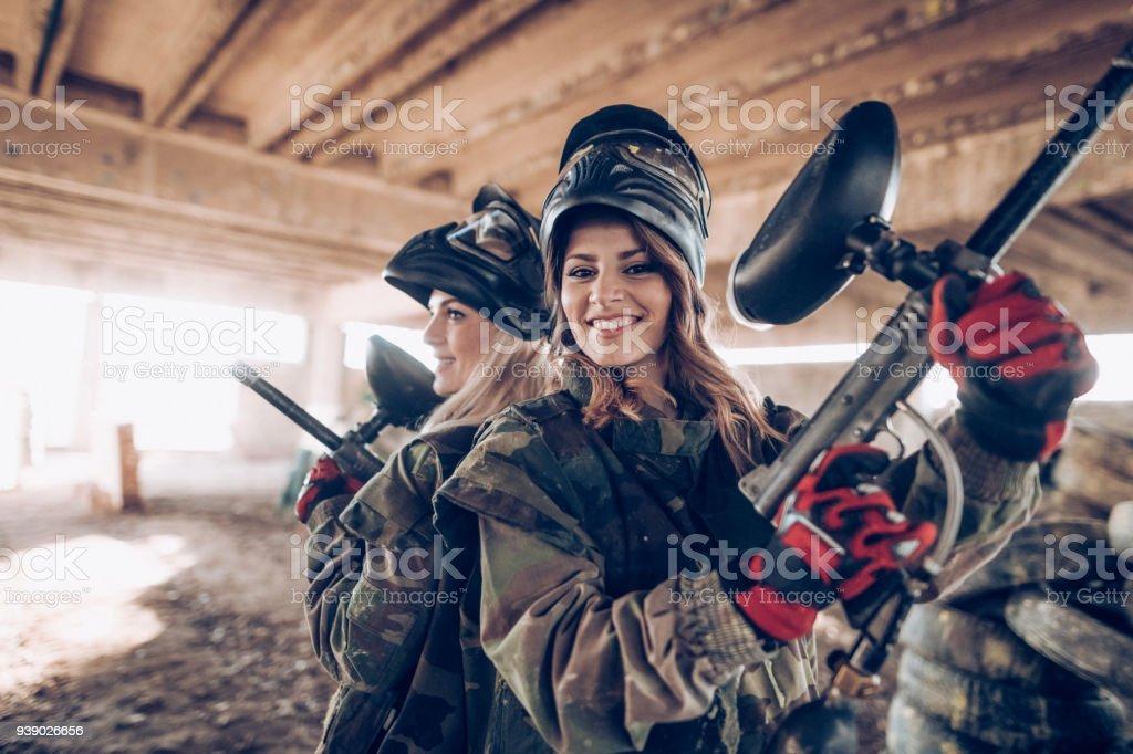 War zone stock photo