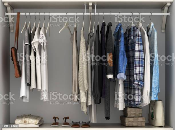Wardrobe builtin wall with clothes 3d render picture id688966566?b=1&k=6&m=688966566&s=612x612&h=hd9y7qqhnbiwcf7vhbsnftsprnshckloh2lqakkhkb4=
