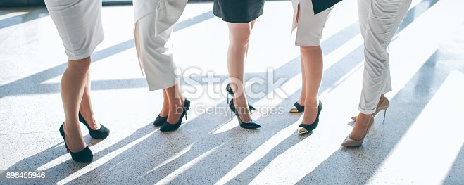 istock wardrobe of successful business woman 898455946