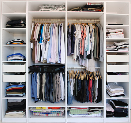 Wardrobe Stock Photo - Download Image Now