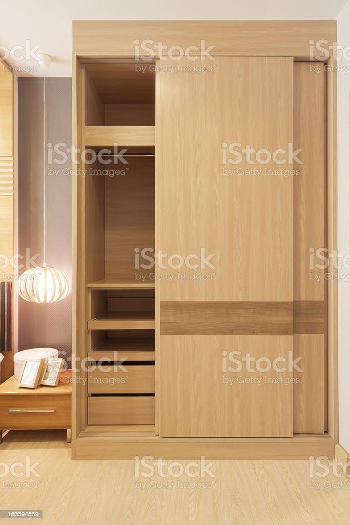 wardrobe royalty-free stock photo