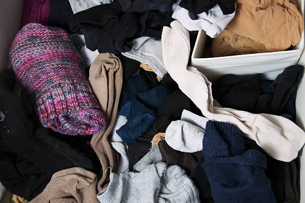 wardrobe stock photo