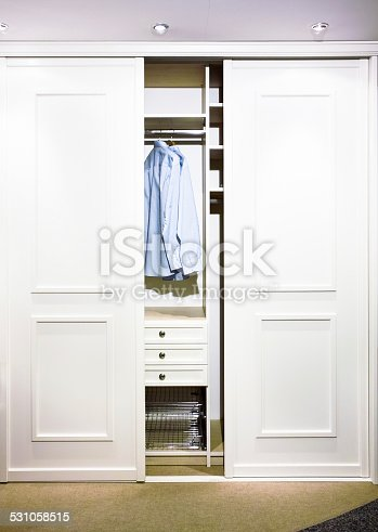 istock wardrobe 531058515
