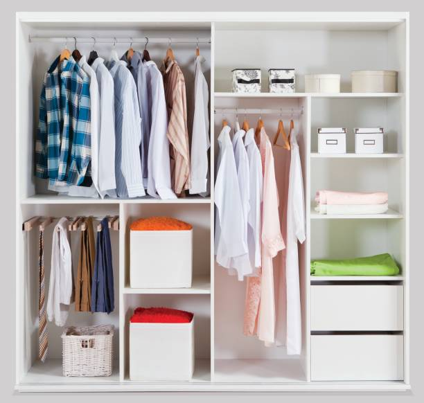 Wardrobe Wardrobe for home arrangement stock pictures, royalty-free photos & images