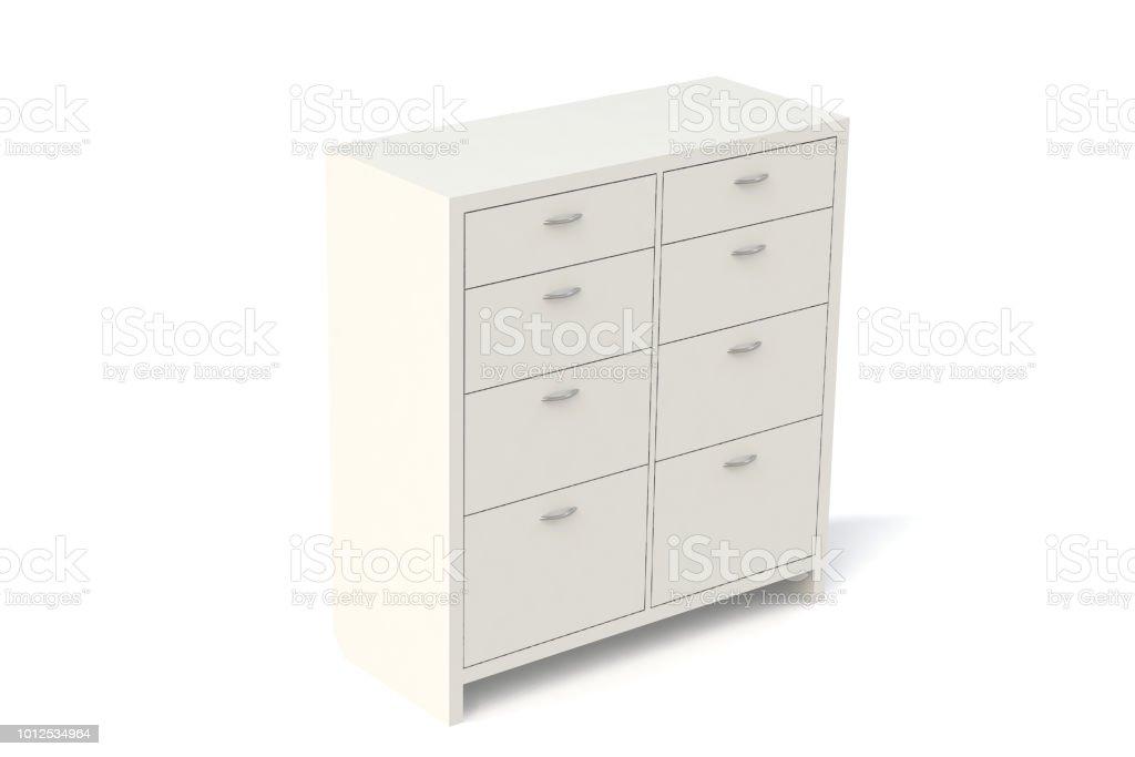 Photo libre de droit de armoire À tiroirs pour vêtements lingerie