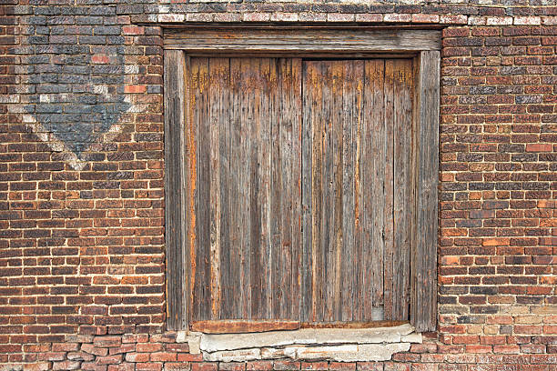 warehouse door - green screen background stock photos and pictures