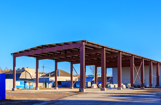 A warehouse is a commercial building for storage of goods. Warehouses are used by manufacturers, importers, exporters, wholesalers, transport businesses, customs