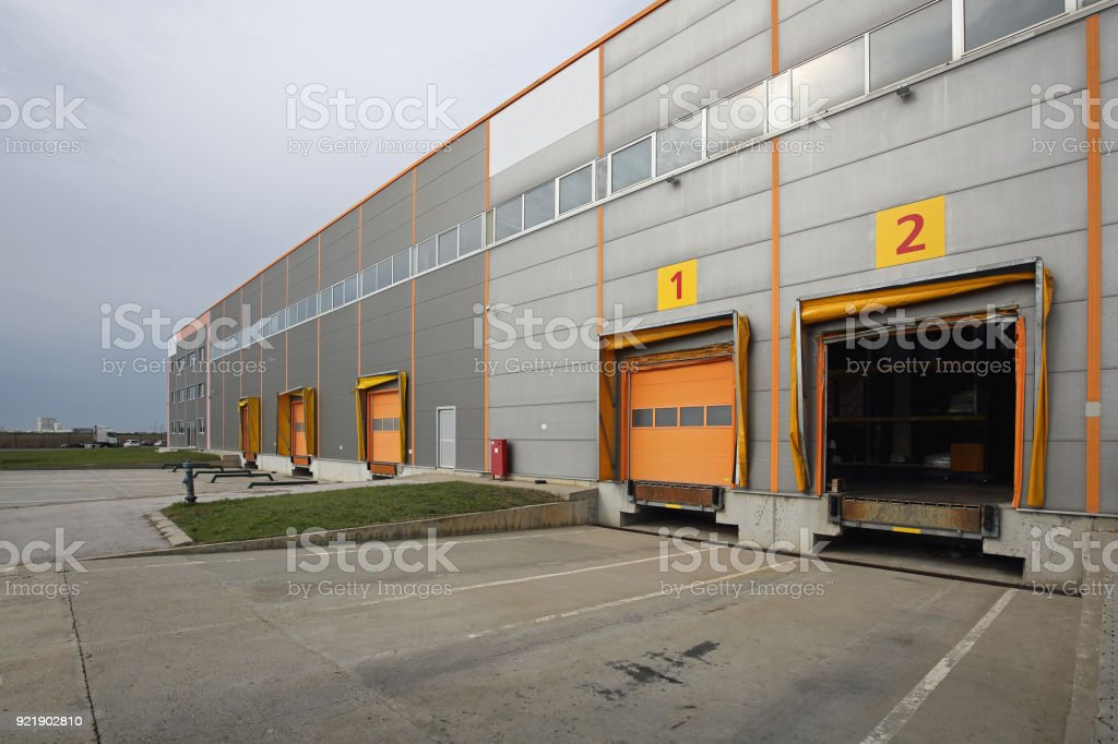 Warehouse Laderampe – Foto