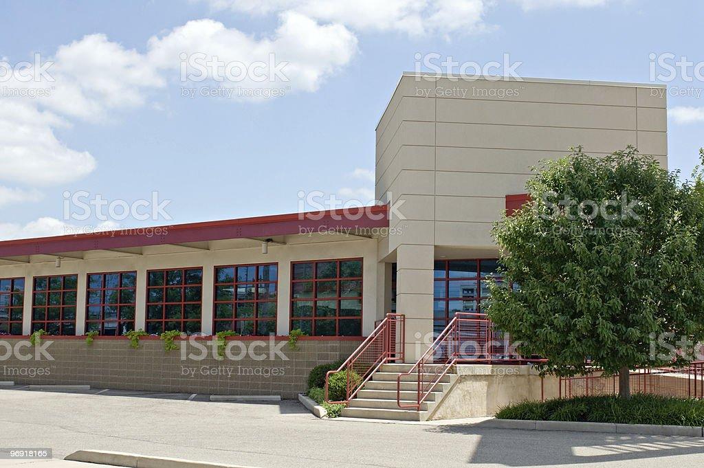 Warehouse Office royalty-free stock photo