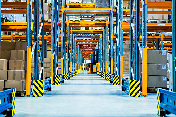 Warehouse foto