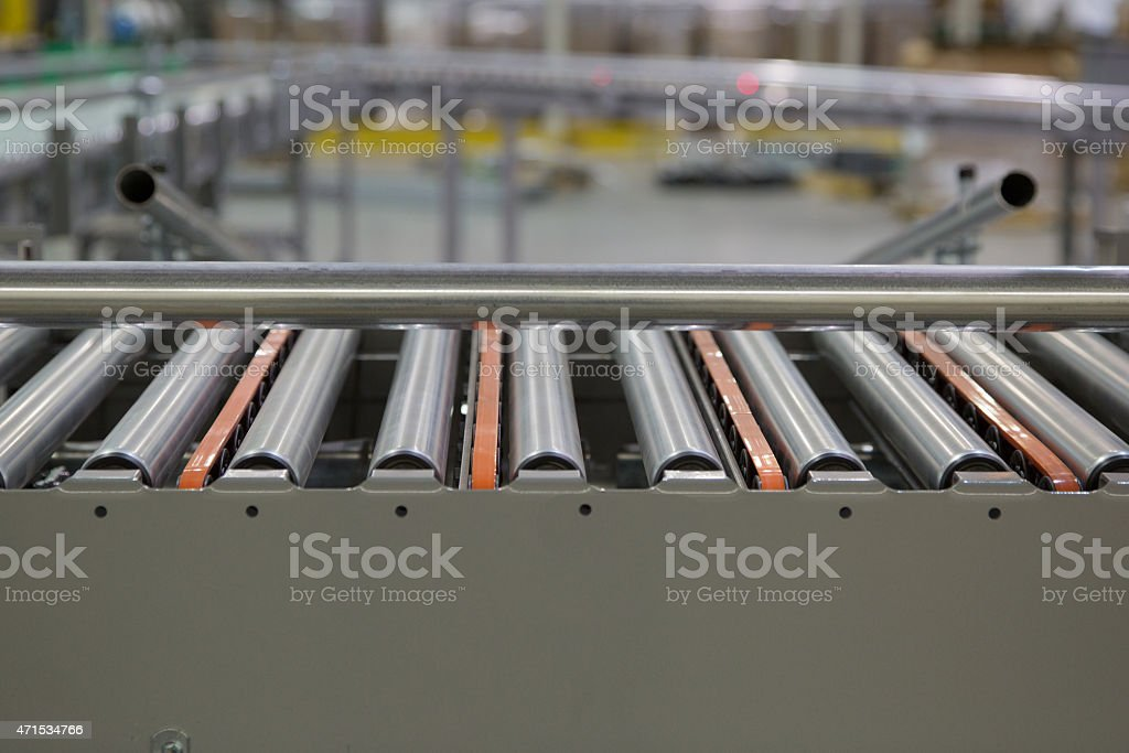 Warehouse System Series 2 stock photo