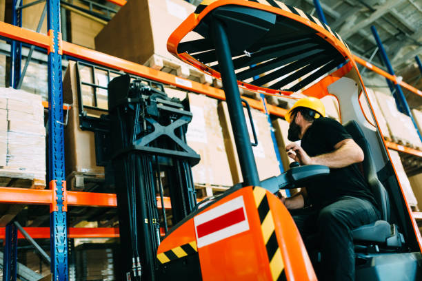 Royalty Free Forklift Operator Pictures, Images And Stock
