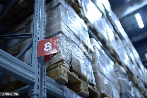 istock Warehouse - XXXXXLarge 175486187