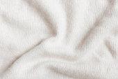 Warm Cashmere Wool Close-up