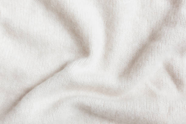 warme kasjmier wol close-up - wollig stockfoto's en -beelden