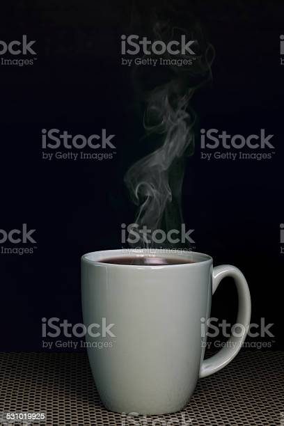 Warm Coffee Stock Photo - Download Image Now