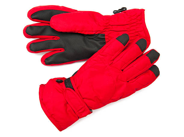 warm gloves - sports glove stock photos and pictures
