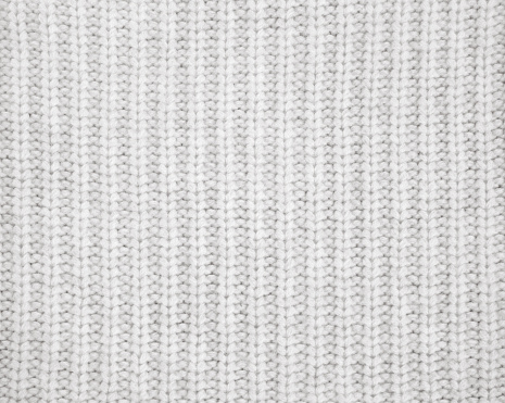 Warm Gray Wool knit Close-up
