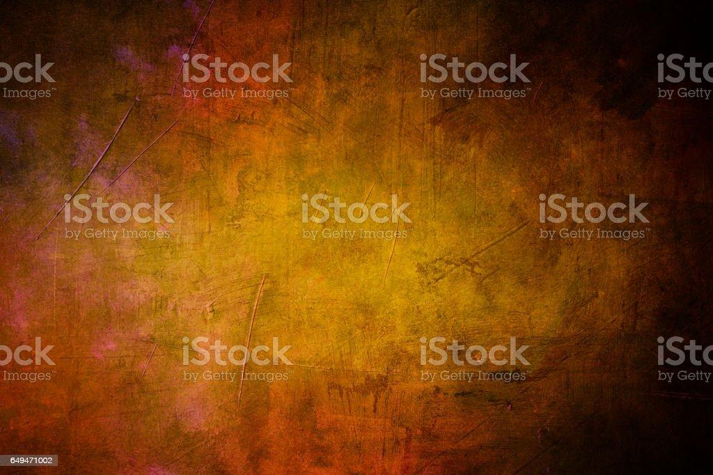 warm grungy textured background stock photo