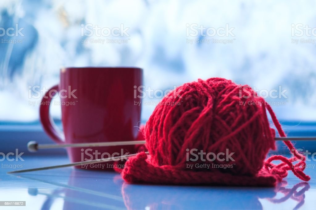 Warm. royalty free stockfoto